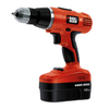 BERBEQUIM BLACK & DECKER S/FIOS PERCUT.18V EPC188BK