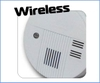 Detector de Fumos Wireless para  Central de Alarme PKD Hs09