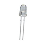 LED 3MM ALTO BRILHO VERDE LL0310G